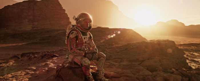 The Martian movie image 2b